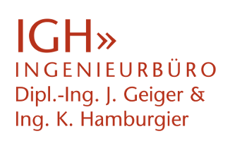 IGH engineering office Geiger and Hamburgier