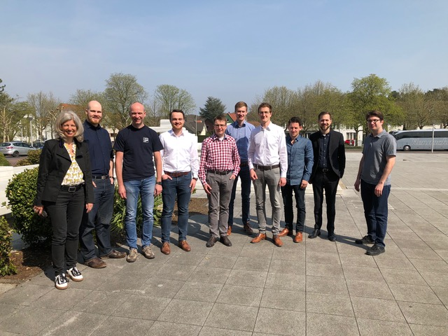 Project partners at Paderborn University